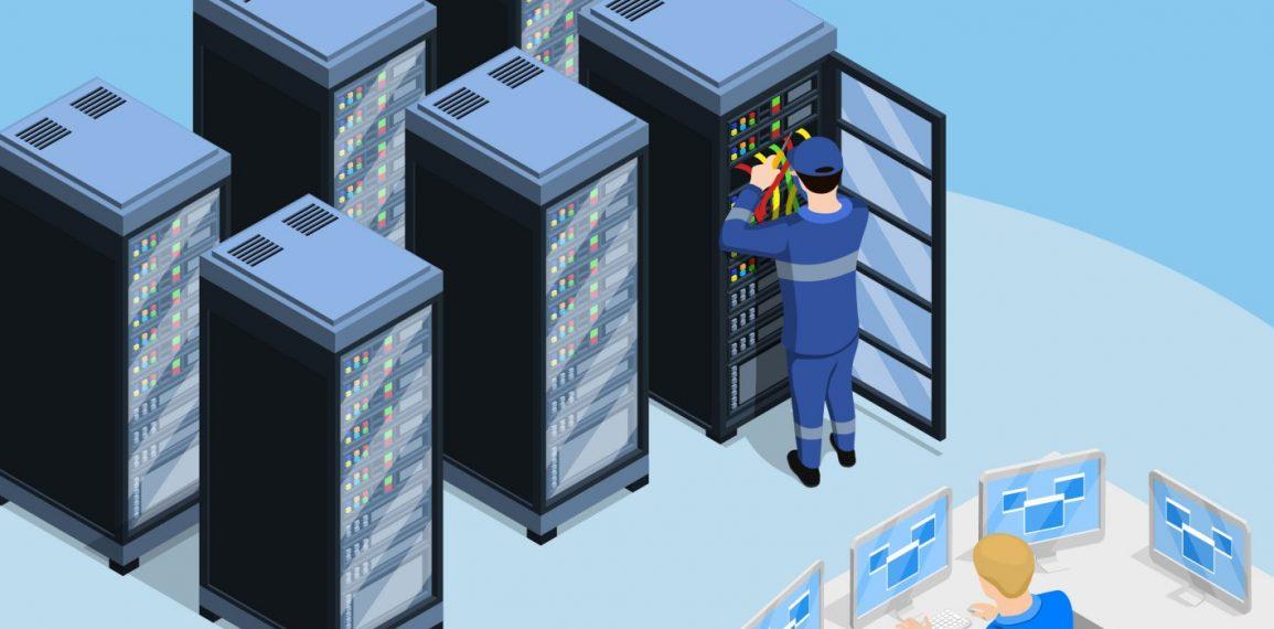сервер на windows хостинге